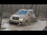 Off Road Extreme 4x4 как убить 4 авто. Mitsubishi Pajero Pinin, НИВА, Nissan Mistral, УАЗ Патриот