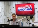 GAROTINHO É PRESO AO VIVO DURANTE PROGRAMA DE RÁDIO - LOCUTOR DISFARÇA