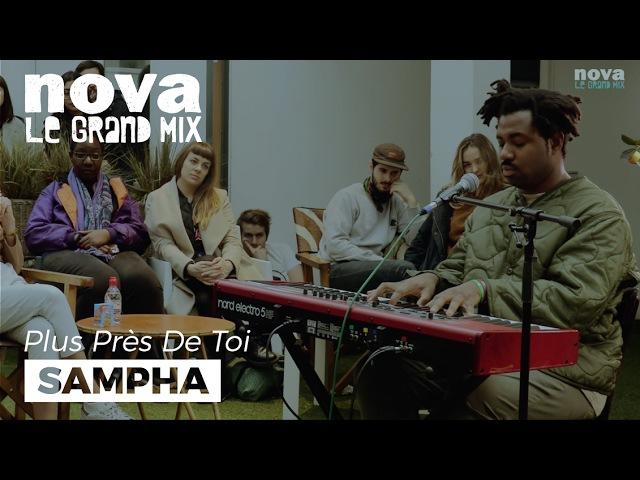Sampha - Plastic 100°c | Live Plus Près de Toi