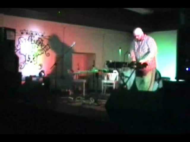 PBK Live Flint Michigan Noise Drone Industrial Music 2012