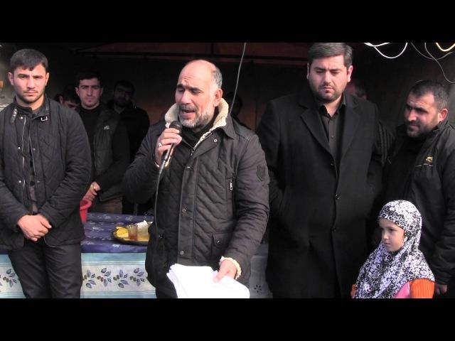 Elshen Xezer-Gence ImamZade-Ashura gunu 2012-Ummul Beni