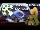 Dragon Nest Lv.93 Awakened : WindWalker All Kill Gameplay