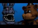 FNaF/C4D How Nightmare Animatronics Were Born FNaF Animation!