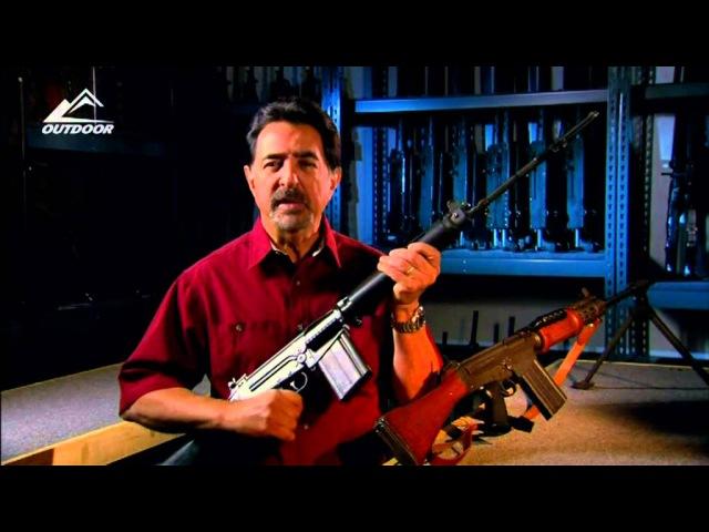 Огнестрельное оружие США (2011) | 9 серия. Автомат FN FAL