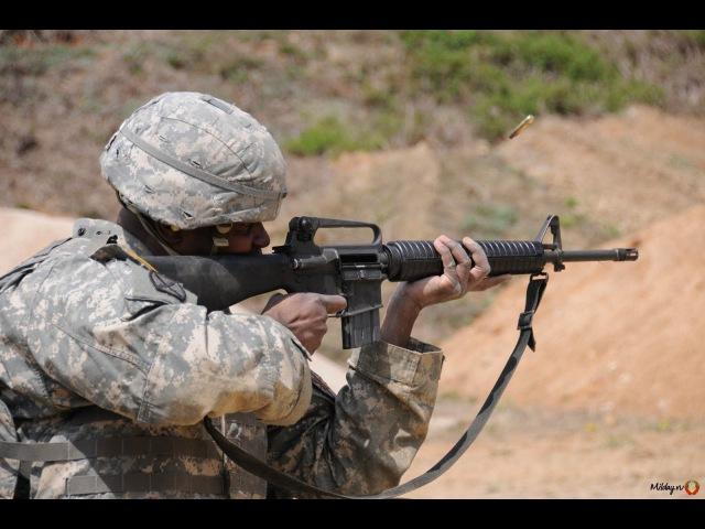 Огнестрельное оружие США (2011) | 7 серия. Винтовка М-16