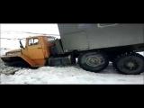 Дальнобойщики Севера Дороги крайнего севера Зимник RUSSIAN ROADS #2