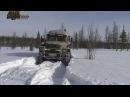Дальнобойщики Севера Дороги крайнего севера Зимник 7 Extreme Truck Driver Siberia 7