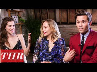 HBO's 'Girls' Cast Play 'First, Best, Last, Worst': Lena Dunham, Zosia Mamet & More! | THR