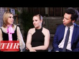 The Holywood Reporter. Cast of HBO's 'Girls': Lena Dunham, Jemima Kirke, Zosia Mamet & More! | THR Cover Shoot