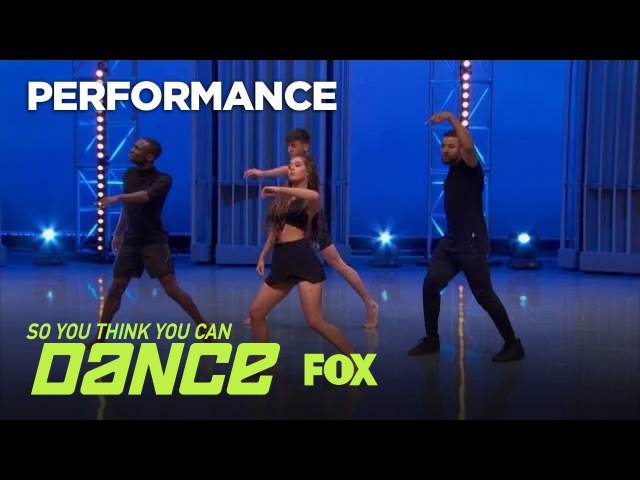 Allison's Group Routine Blows Away The Judges | Season 14 Ep. 6 | SO YOU THINK YOU CAN DANCE