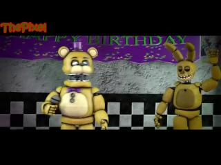 [FNAF SFM] RETURN TO THE SCENE MUSIC VIDEO (Five Nights at Freddy's Animations)