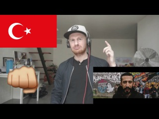 TURKISH RAP REACTION // Sıfır Bir Soundtrack: Cashflow & Gazapizm & Esat Bargun - Pusula