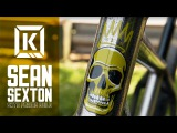 Sean Sexton SXTN Bike Check - Kink BMX // insidebmx