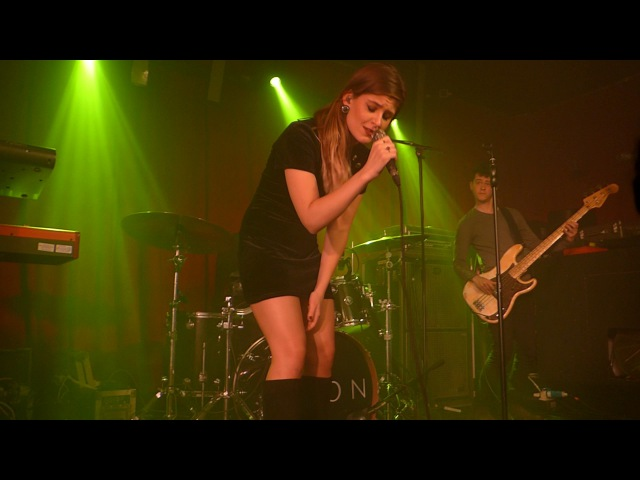LÉON - For You - Live @ Hoxton Square Bar and Kitchen - 16-1-2017