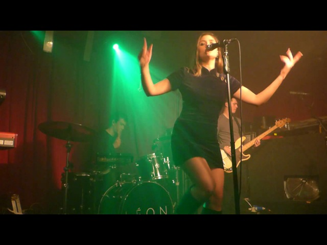 LÉON - Treasure - Live @ Hoxton Square Bar and Kitchen - 16-1-2017
