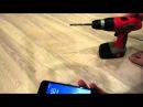 Краш тест защитной плёнки- закалённого стекла для iPhone 5 5S 5C