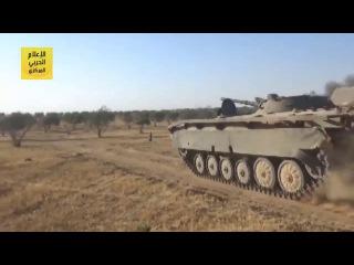 Мощнейший натиск: ВКС РФ и «Тигры» штурмуют последнюю крепость ИГИЛ в Алеппо — к...