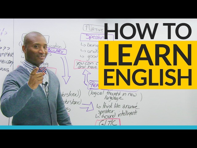 Steps to Learning English Where should you start