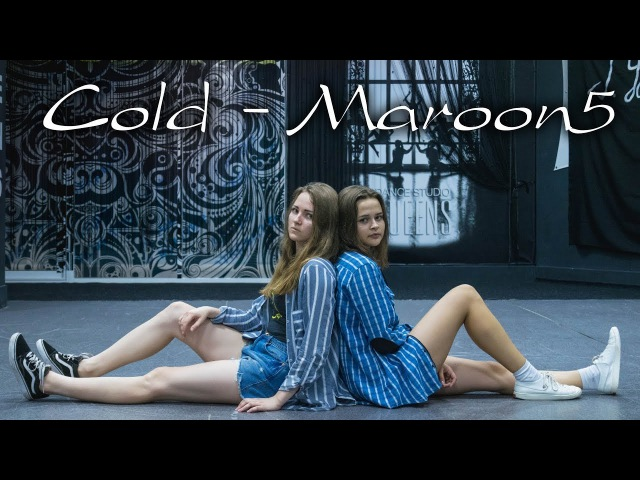 Cold - Maroon 5 feat. Future / J.Yana Choreography [phone users: watch it on my insta/twitter]