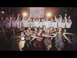 High school graduation in Ukraine. Dance &amp party for 11-a class.