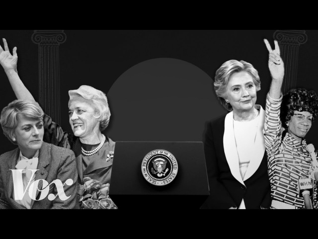 Someday The long fight for a female president