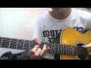 안중재-Ahn Jung Jae - fingerstyle guitar [Cherry blossom ending]