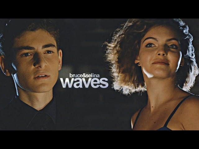 Bruce and Selina | Waves [4x01]
