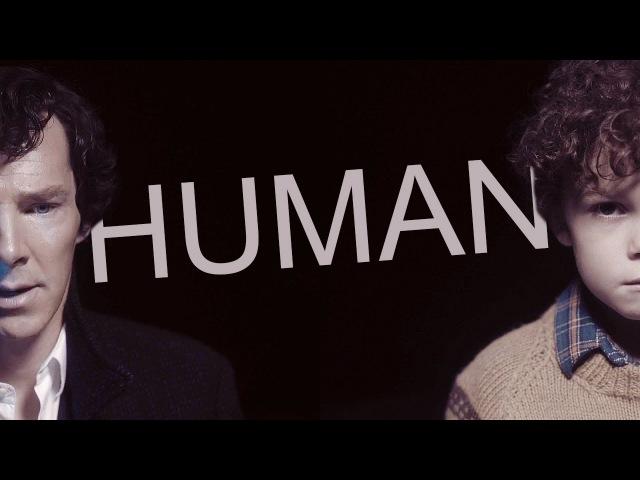 Human | Sherlock [for Pingvi]