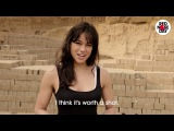 Michelle Rodriguez learns about child labor in Peru | Red Nose Day 2015