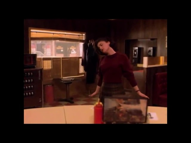 Twin Peaks - Audrey's Dance Летел голубь
