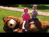 Маша и Медведь Все серии подряд Сборник про лето от Дианы Все серии Маша и Медведь про Лето подряд№3