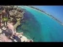 Прыжок веры, Nissi Beach