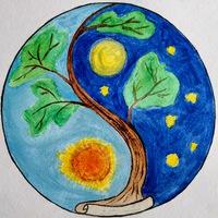 Логотип ПУТЬ К СЕБЕ. Пространство развития