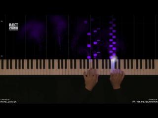 Hans zimmer - interstellar - main theme (patrik pietschmann)