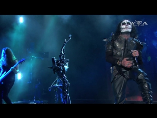 Cradle of Filth - Her Ghost in the Fog - Live at Wacken Open Air 2015 Full HD