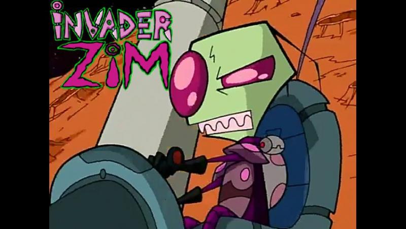 Захватчик Зим / Invader Zim s01e24