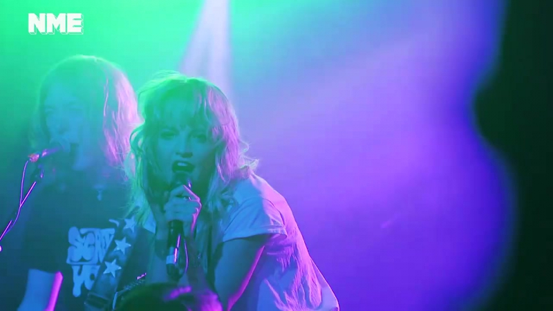 NME - Anteros at last week's Under The Radar with Starling Bank gig 🔥