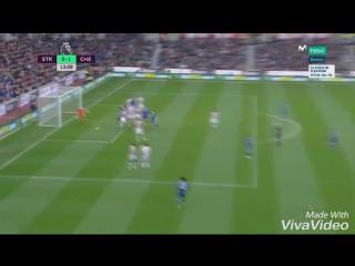 Goal in free kick ⚽WILLIAN⚽