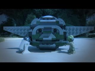 LEGO Star Wars 75168 ЗВЁЗДНЫЙ ИСТРЕБИТЕЛЬ ЙОДЫ