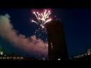 430 лет Тобольску. Лазерное шоу и праздничный салют
