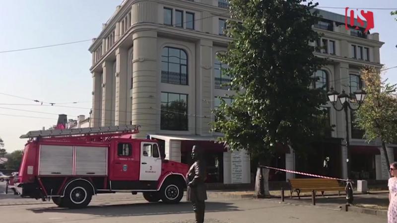 Во Владикавказе из гостиниц эвакуируют людей из-за анонимных звонков о заминировании