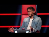 Isabelle Bjørneraas - No Diggity (The Voice Norge 2017) Blind Audition 1