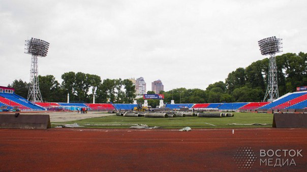 Домашний стадион «СКА-Хабаровска» признали пригодным для игр