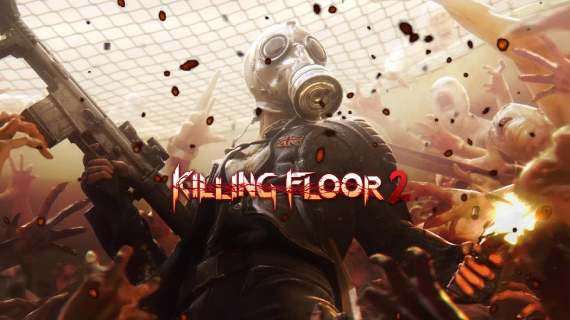 ААА ЗОМБЯТИНА! (Killing Floor 2)