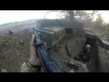 Ukraine War - Helmet Cam Firefight_ Combat Footage In Ukrainian Trenches