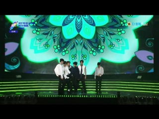 FULL CUT 170920 Soribada Best K-Music Awards @ EXO - The Eve + Ko Ko Bop