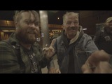 Tim McTague (Underoath) meets his blood-brother in Moscow
