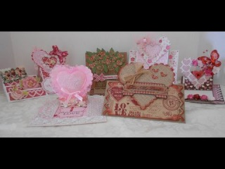 Handmade Valentine's Day Cards 2014