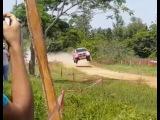 Rally Dakar 2017 - Etapa 2 - Nasser Al Attiyah al borde del vuelco.