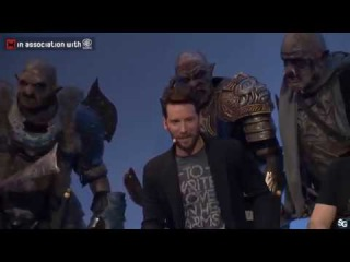 Middle-earth: Shadow of War - Troy Baker & Michael de Plater Interview E3 2017 HD